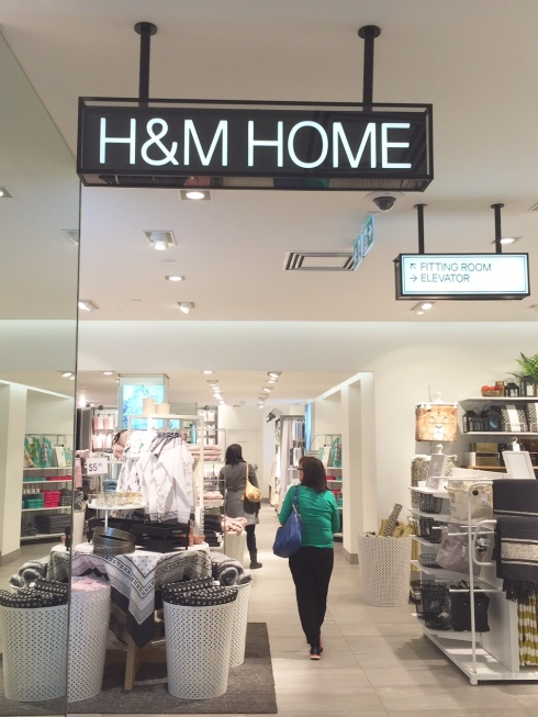 H&M_Home_Deptartment_Toronto_Eaton_Centre
